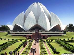 Delhi, India Baha'i house of worship