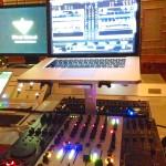 JAMA Z DJ setup in studio